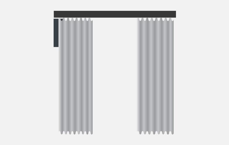 motorised curtains